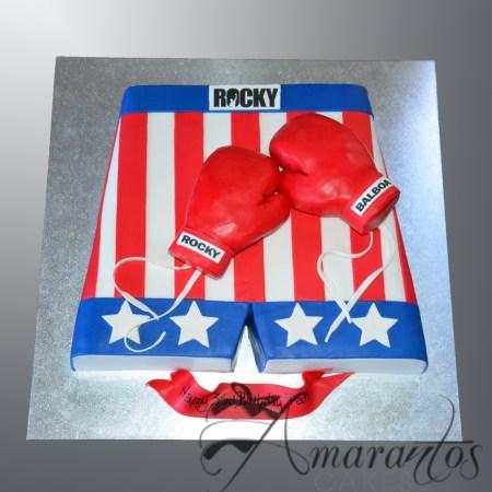 Rocky Boxing Shorts – NC311