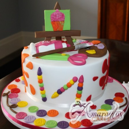 Art & Craft Cake – NC325