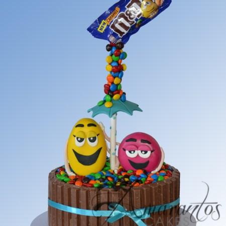 M&M Cake- NC342