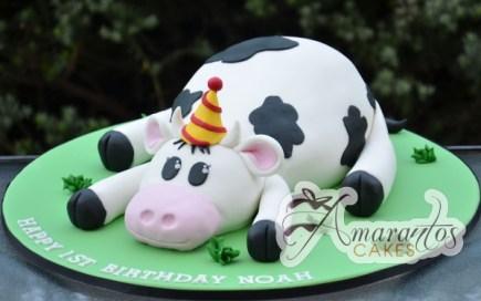 3D Cow- NC520 1