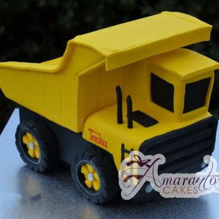3D Tonka Truck- NC527