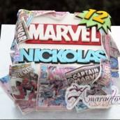 Marvel Cake - NC532