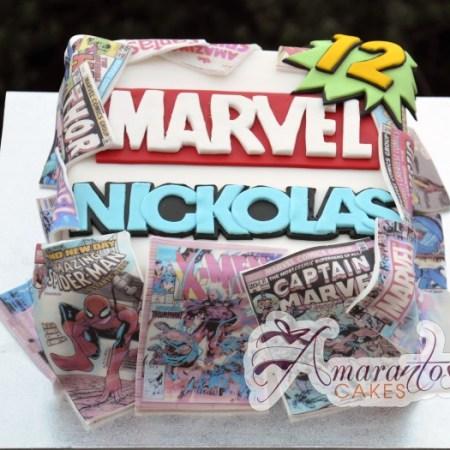 Marvel Cake – NC532
