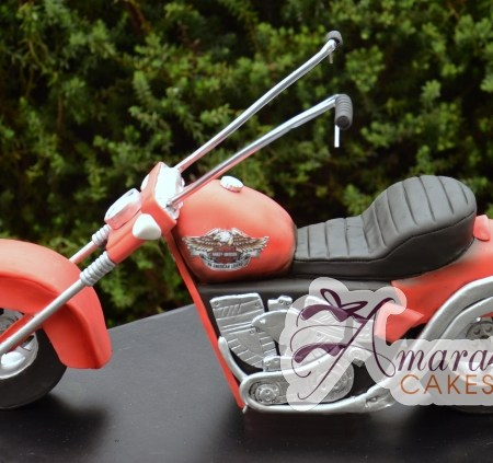 3D Motor bike- NC564