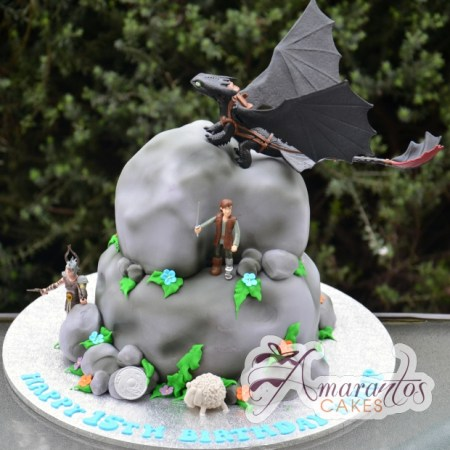 Two tier How to Train Your Dragon – NC573