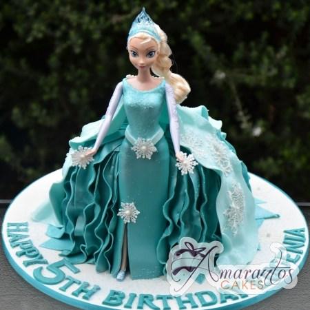 Elsa Cake – NC594