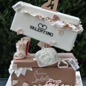 Designer Shoe box & Shoe Cake - NC620 - Amarantos Birthday Cakes Melbourne