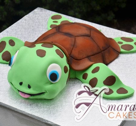 3D Sea Turtle – NC645