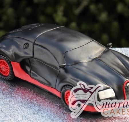3D Bugatti Veyron Car Cake – NC692
