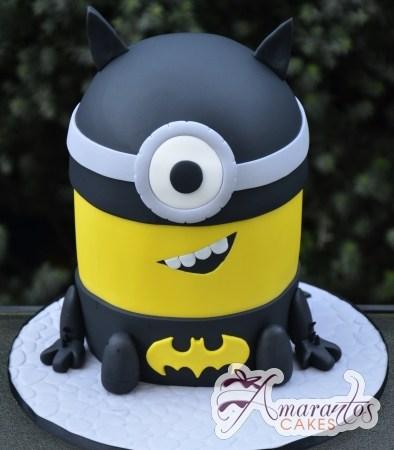 Minions Cake - Amarantos Designer Cakes Melbourne