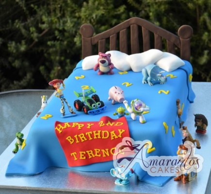 Toy Story Bed-NC74 1