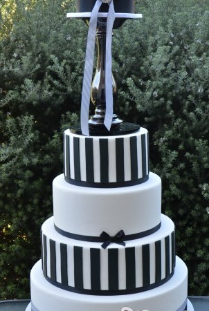 Five Tier Cake- WC02