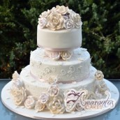 Three Tier Cake- WC106