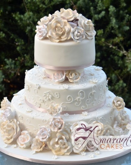 Three Tier Cake- WC106 1