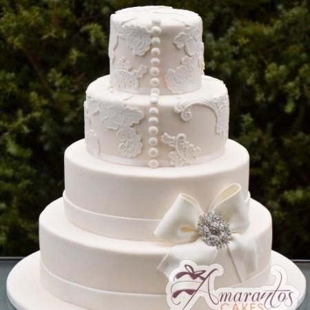 Four tier wedding – WC191