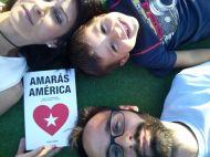 Ana Jover, Paco Hernández Valverde y Miguelito