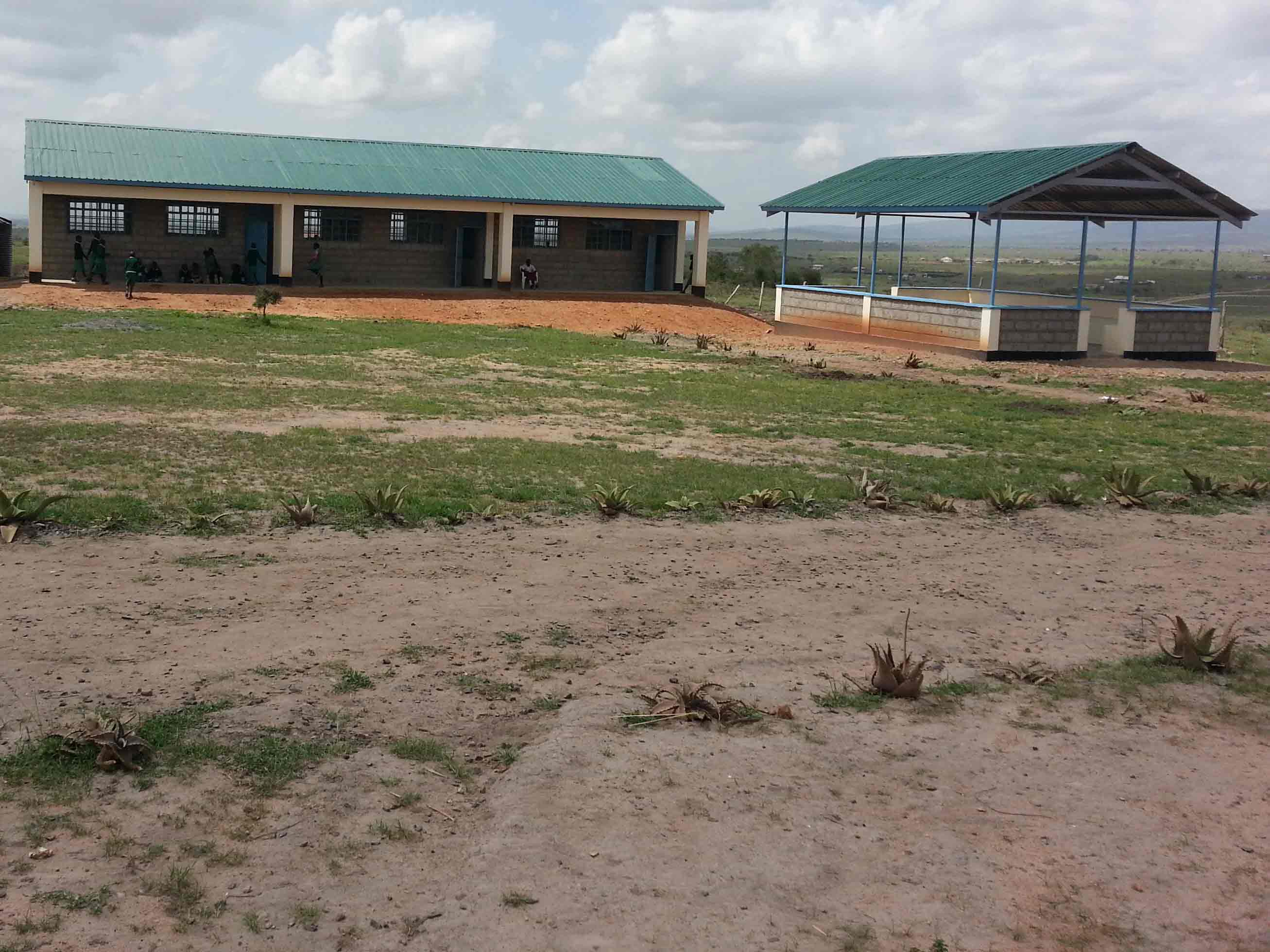 New-Classrooms-block-and-Open-air-hall-1
