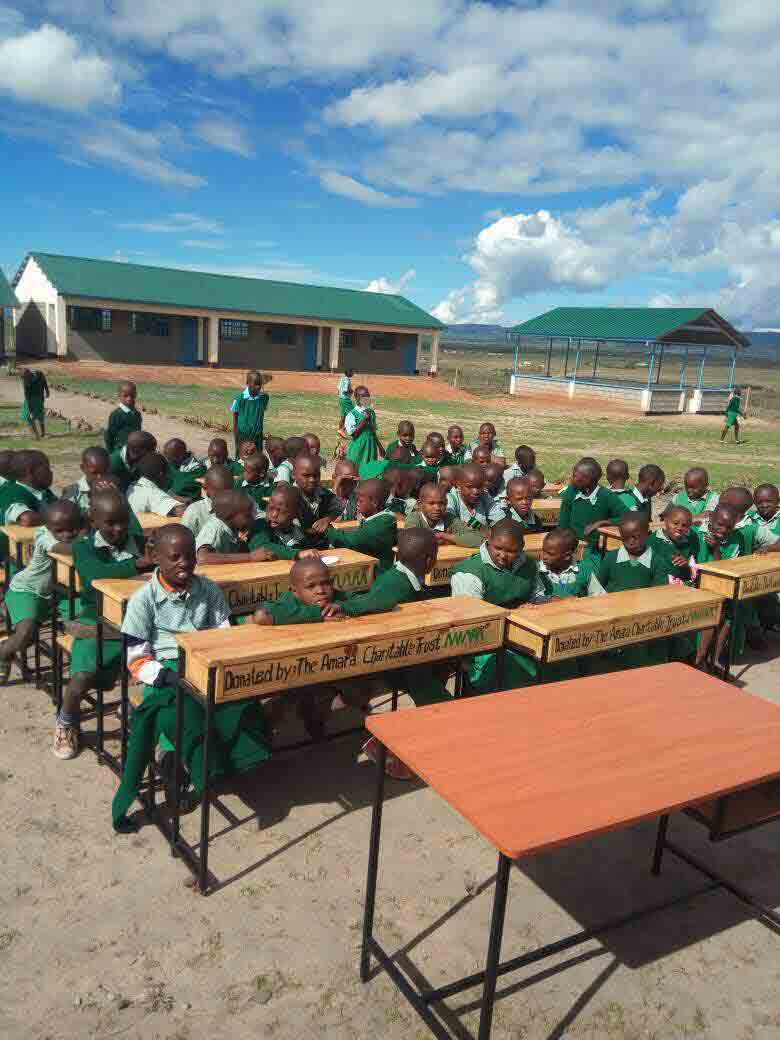 Desks-donation-for-the-new-classrooms