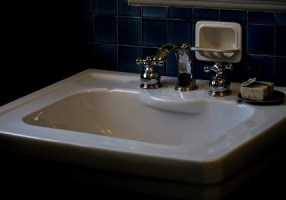 L'acqua calda non esce 「お湯が出ない・Oyu ga Denai」
