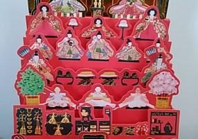 Hinamatsuri  「ひな祭り」