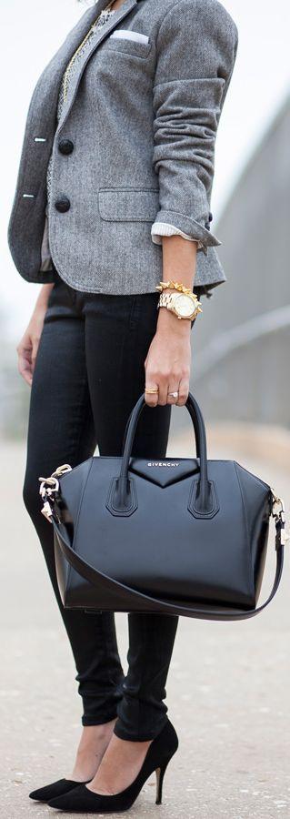 Sleek Fall Outfit