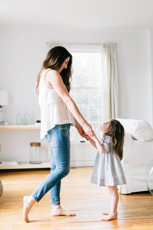 influencia de las madres en la autoestima de los hijos. Enseñarles a quererse tal y como son