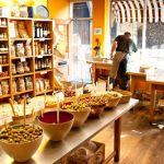 Italian deli food, Amaretto interior, Phil Barnes photogrpahy