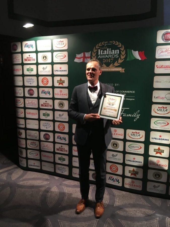 Best Deli 2017 Italian Awards