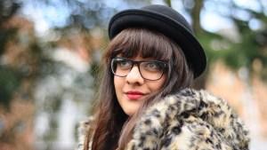 fashion blogger journey model