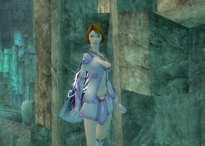 Guild Wars - Amarez, the elementalist