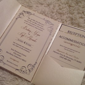 Amanda Marie Designs | Custom Wedding Invitations in Connecticut
