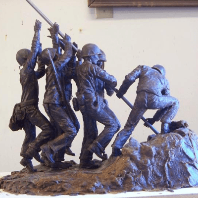 Mickey Wells – Sculpting Class – June 6th, 2013