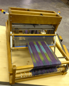 Pam Allison – Weaving – Unraveling the Mysteries