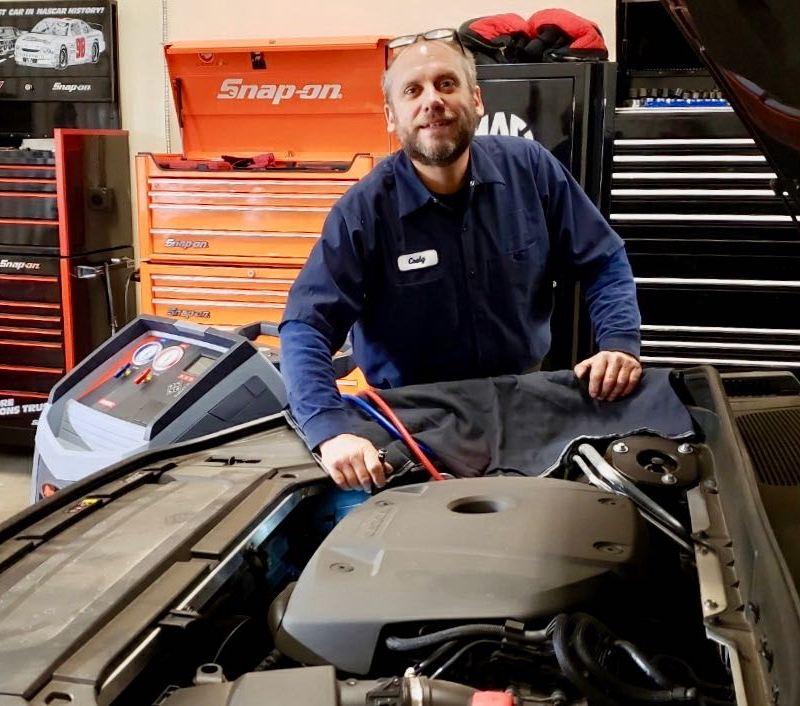 Air Conditioning Service Special - Craig's Automotive Amarillo, Texas