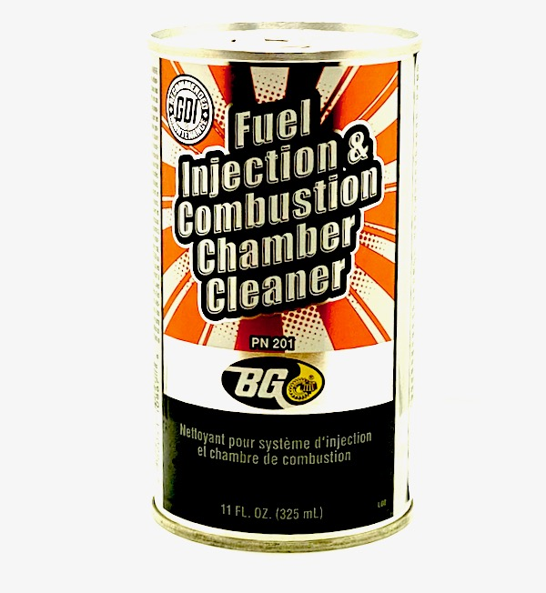 BG - Combustion Chamber Cleaning Service