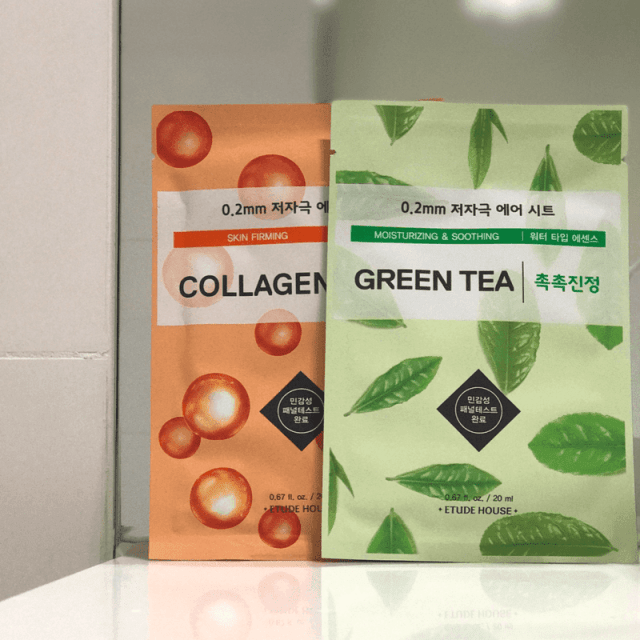 collagen-green-tea-sheet-masks