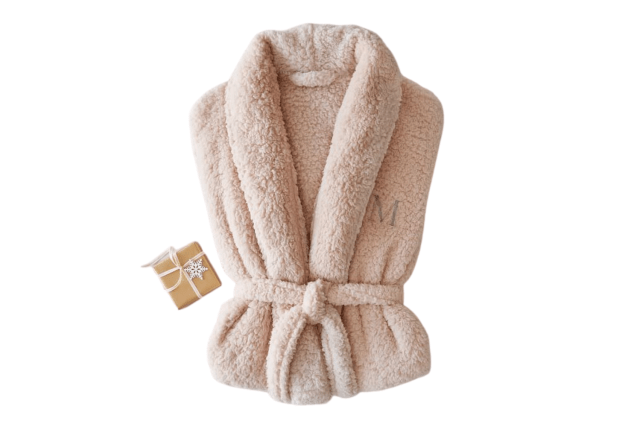 Teddy Bear Robe