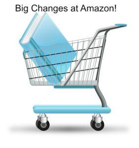Amazon Making Changes