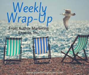 Weekly Wrap-Up AME Blog Graphic Summer Theme