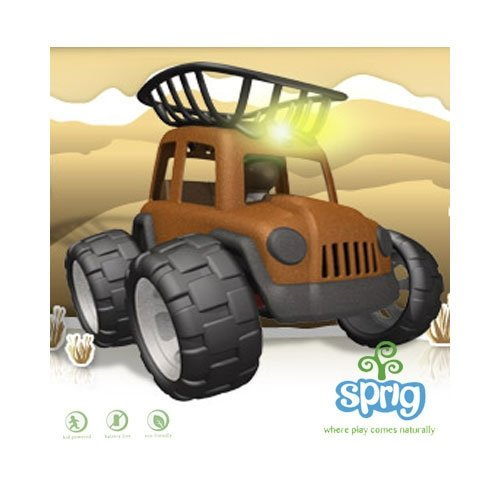 Spring Adventure Series Discover Rig