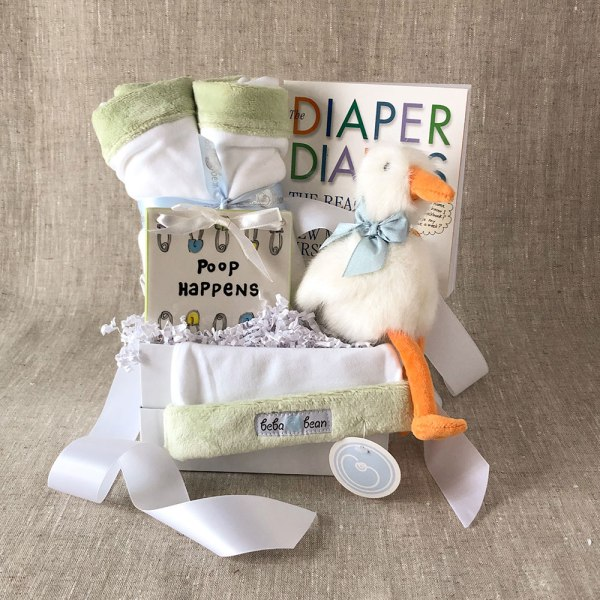 Diaper Diaries Green
