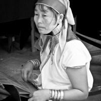 Kayan lady