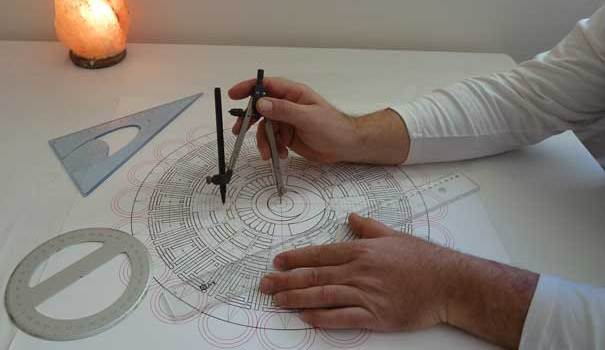 Initiation à la Géométrie Sacrée des Crop Circles