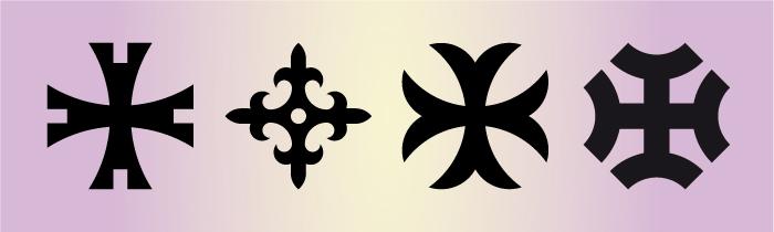 Le Trésor Caché des Croix Ancestrales