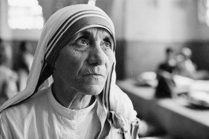 Mother Teresa lived an inspiring life.