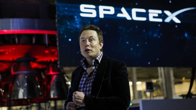 Elon Musk is a great example of leadership.