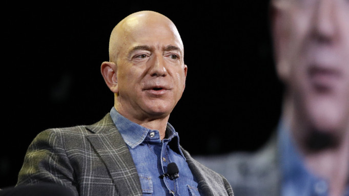 Jeff Bezos, founder of Amazon (an example of leadership)