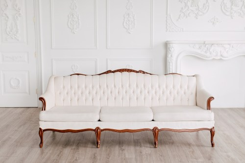 Portrait Studio Sofa Rental Wedding Event Photobooth