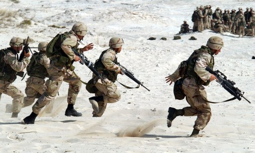 Soldiers Military Number One Most Stressful Job Forbes