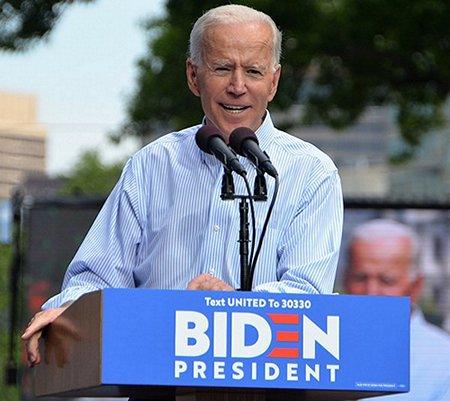 Prayer for Joe Biden